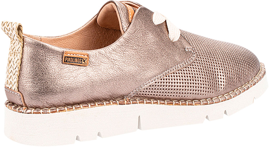 Women's Pikolinos Vera Oxford W4L-6780CL, Stone Leather, large, image 3