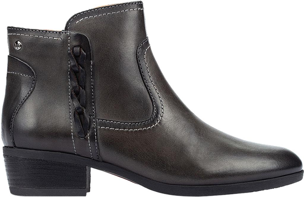 Women's Pikolinos Daroca Ankle Bootie W1U-8774, Lead Calfskin Leather, large, image 2
