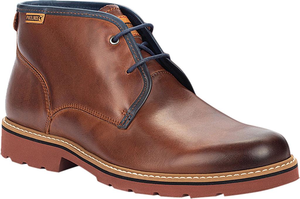 Men's Pikolinos Bilbao Chukka Boot M6E-8320, Cuero Calfskin Leather, large, image 1