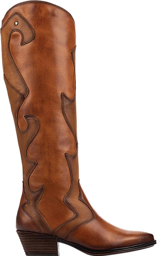 Women's Pikolinos Vergel Knee High Boot W5Z-9950, Brandy Calfskin Leather, large, image 2
