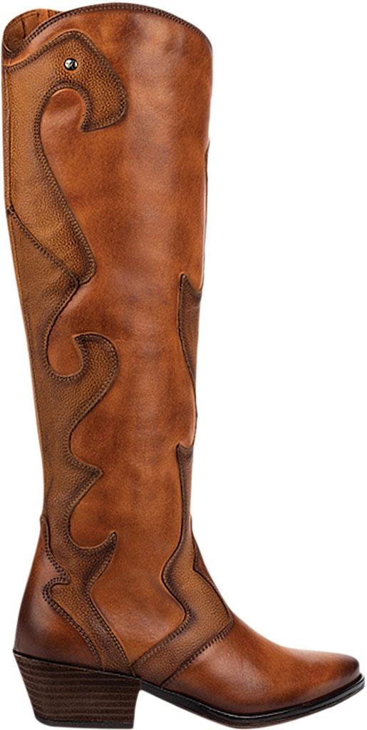 Women's Pikolinos Vergel Knee High Boot W5Z-9950, Brandy Calfskin Leather, large, image 3