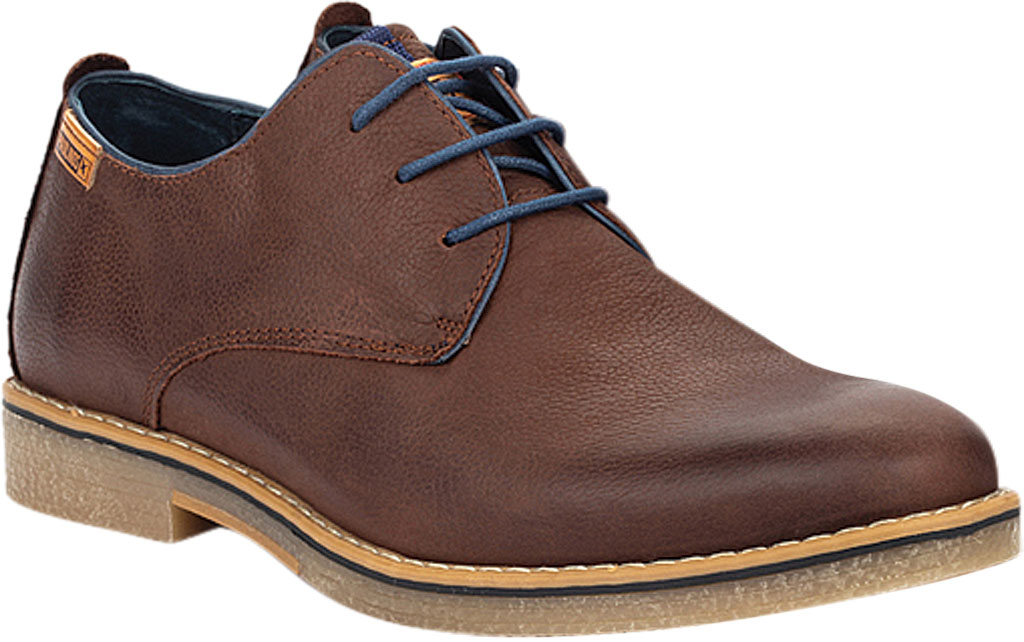 Men's Pikolinos Irun Oxford M0E-4244NW, Olmo Calfskin Leather, large, image 1