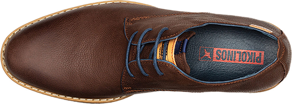 Men's Pikolinos Irun Oxford M0E-4244NW, Olmo Calfskin Leather, large, image 4