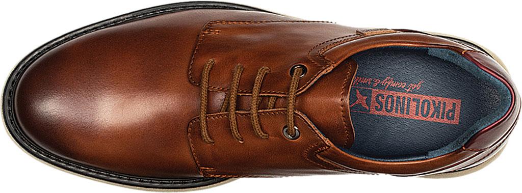 Men's Pikolinos Amberes Oxford M8H-4304, Cuero Calfskin Leather, large, image 4