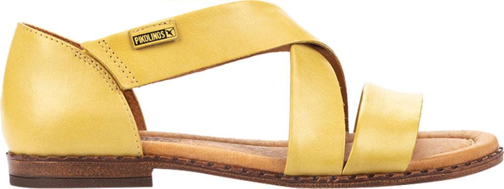 Women's Pikolinos Algar Strappy Sandal W0X-0552, Sol Calfskin, large, image 2