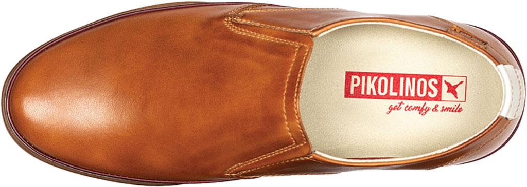 Men's Pikolinos Palamos Loafer M0R-3203C1, Brandy Calfskin, large, image 4