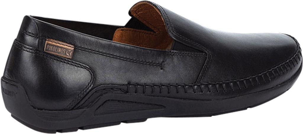 Men's Pikolinos Azores Loafer 06H-5303, Black Calfskin, large, image 4