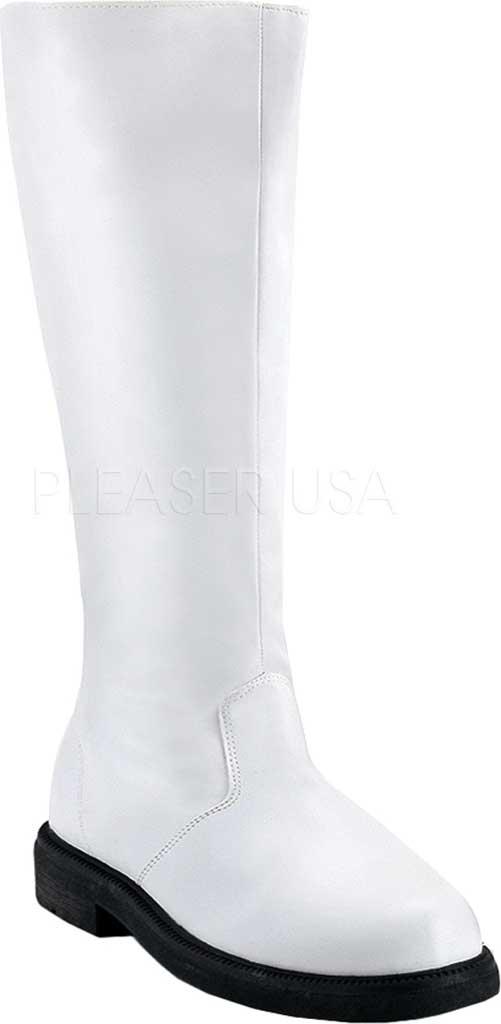 Men's Funtasma Captain 100, White PU, large, image 1