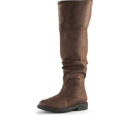Men's Funtasma Robinhood 100 Boot, Brown Distressed PU, large, image 3