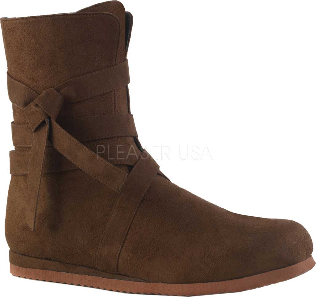 Men's Funtasma Renaissance 57 Ankle Boot, Brown Microfiber, large, image 1