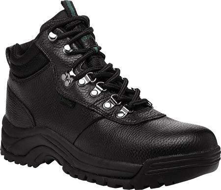 Men's Propet Cliff Walker Boot, Black, large, image 1