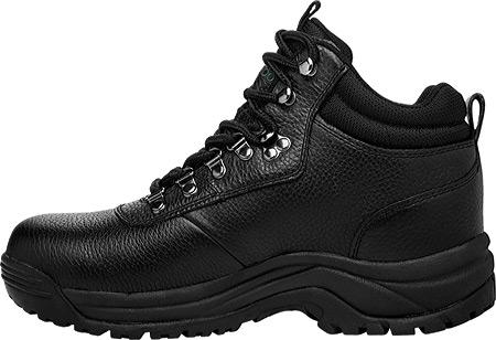 Men's Propet Cliff Walker Boot, Black, large, image 3