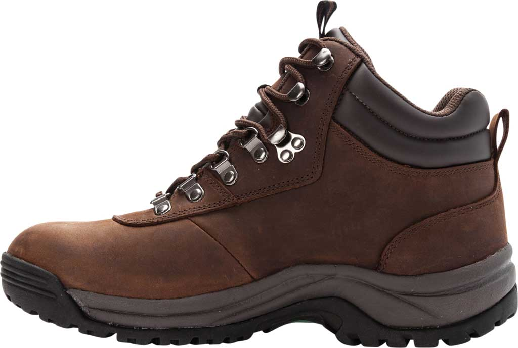 Men's Propet Cliff Walker Boot, Brown Crazy Horse Leather, large, image 3