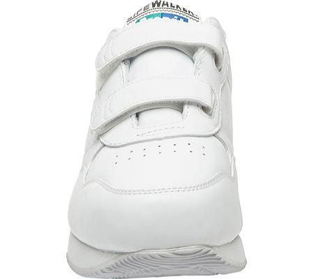Men's Propet LifeWalker Strap Shoe, White, large, image 4