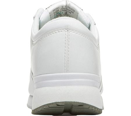 Men's Propet LifeWalker Strap Shoe, White, large, image 5