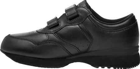 Men's Propet LifeWalker Strap Shoe, Black, large, image 3