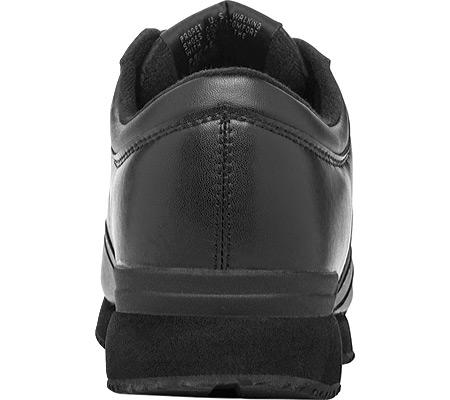 Men's Propet LifeWalker Strap Shoe, Black, large, image 5