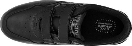 Men's Propet LifeWalker Strap Shoe, Black, large, image 6