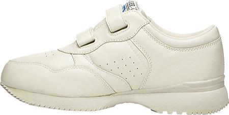 Men's Propet LifeWalker Strap Shoe, Sport White, large, image 3