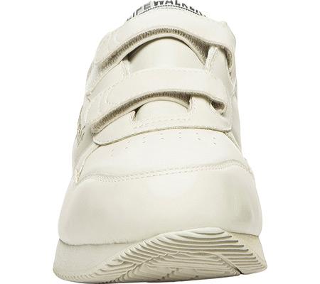 Men's Propet LifeWalker Strap Shoe, Sport White, large, image 4