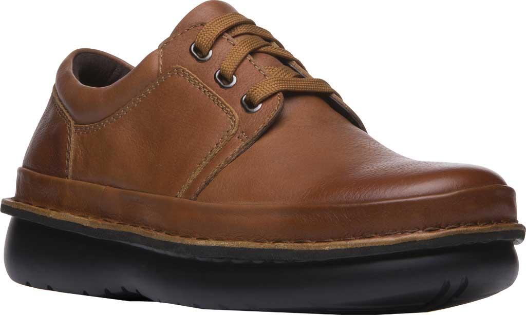 Men's Propet Village Walker, Cognac Leather, large, image 1