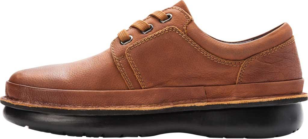 Men's Propet Village Walker, Cognac Leather, large, image 3