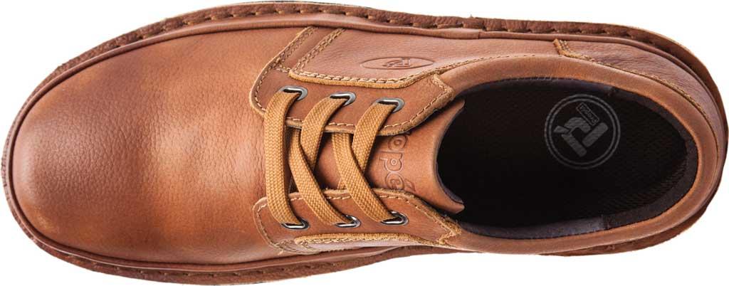 Men's Propet Village Walker, Cognac Leather, large, image 4