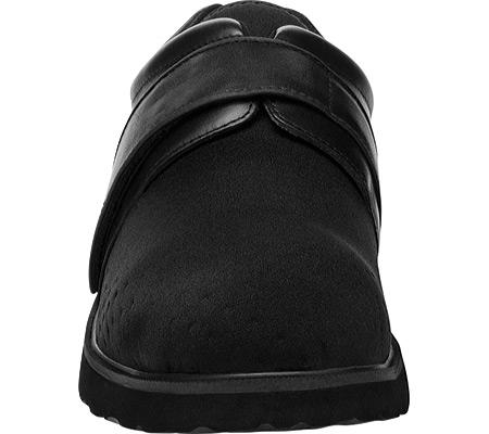 Men's Propet PedWalker 3, Black Smooth Leather/Nylon, large, image 4