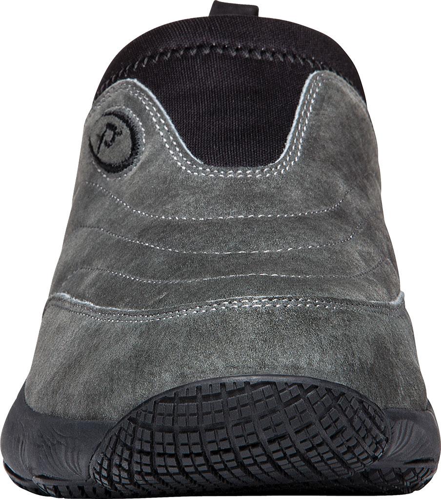 Men's Propet Wash & Wear Slip-On II Suede, , large, image 4