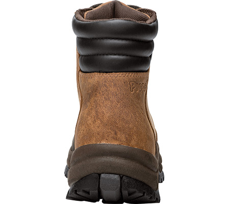 Men's Propet Blizzard Walker Midcut, Brown/Black, large, image 5