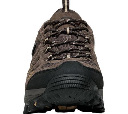 Men's Propet Ridge Walker Low Hiking Shoe, Brown Suede/Mesh, large, image 4