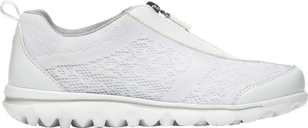 Women's Propet TravelActiv Zip Up Sneaker, , large, image 2