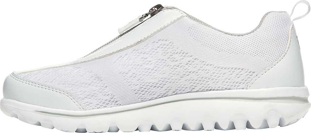 Women's Propet TravelActiv Zip Up Sneaker, , large, image 3