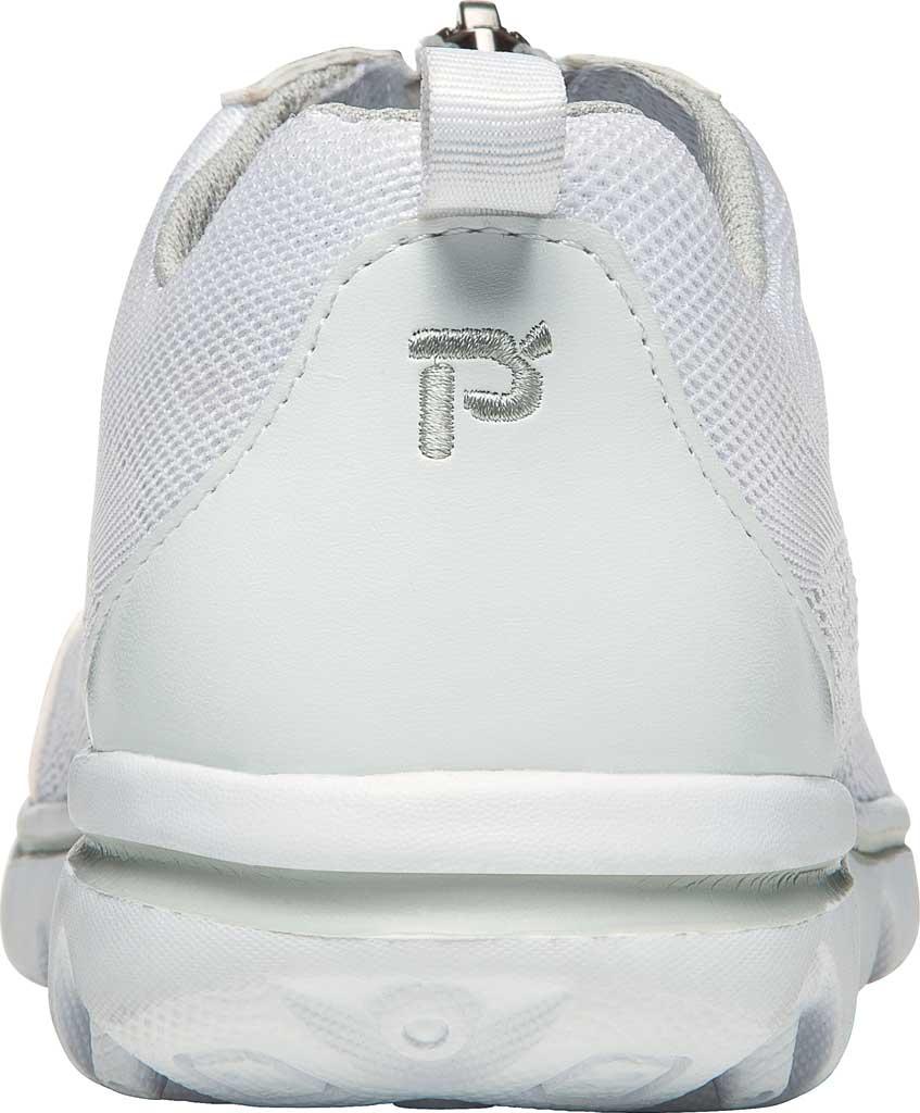 Women's Propet TravelActiv Zip Up Sneaker, , large, image 4