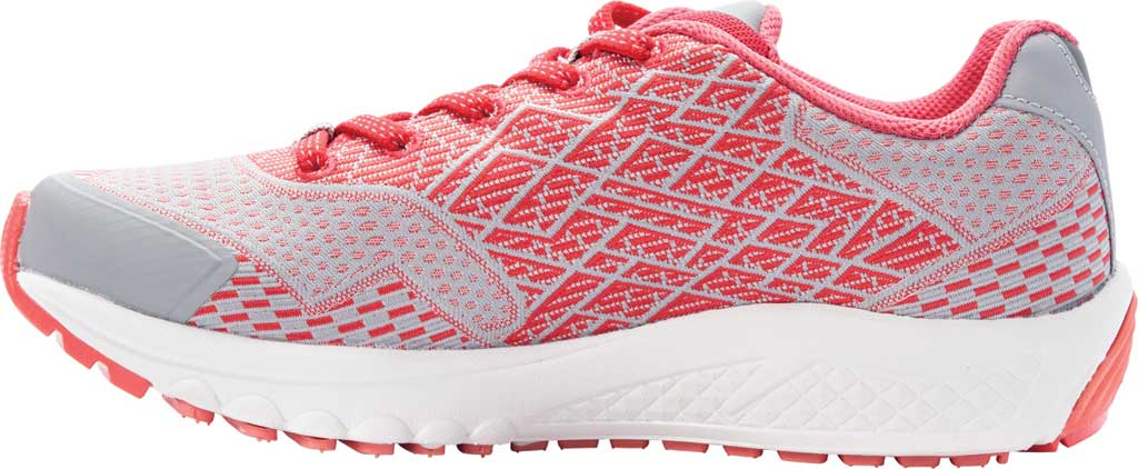 Women's Propet One Sneaker, Coral Knit Mesh, large, image 3