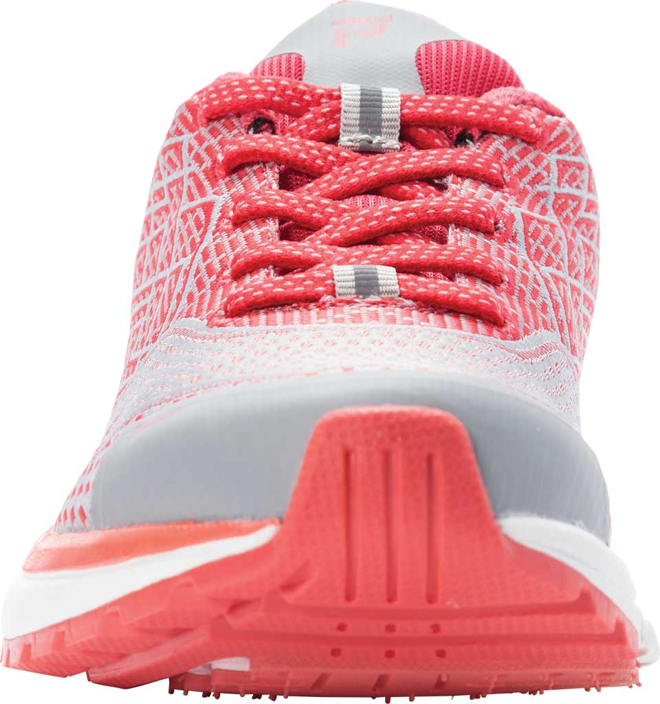 Women's Propet One Sneaker, Coral Knit Mesh, large, image 4