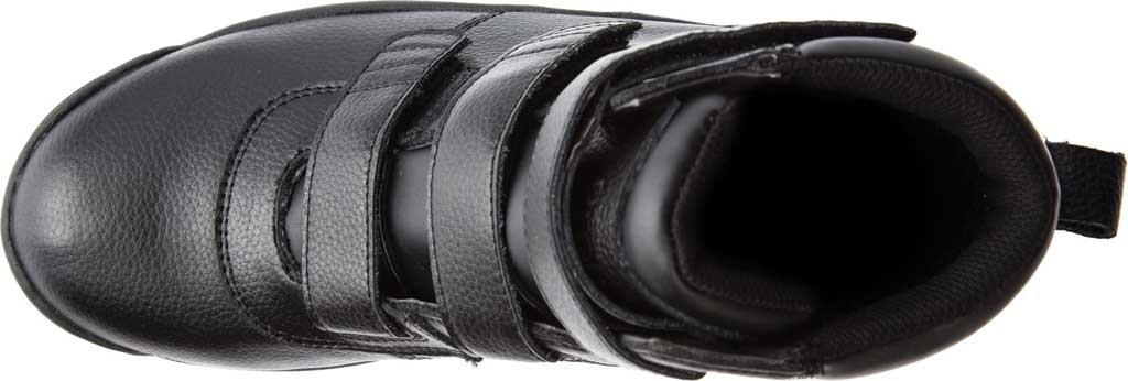 Men's Propet Cliff Walker Tall Strap Boot, Black Full Grain Leather, large, image 5