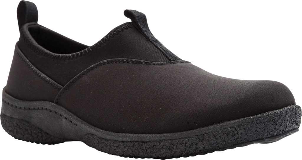 Women's Propet Madi Slip On, Black Nylon, large, image 1