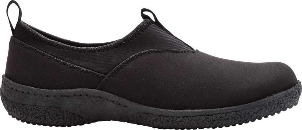 Women's Propet Madi Slip On, Black Nylon, large, image 2
