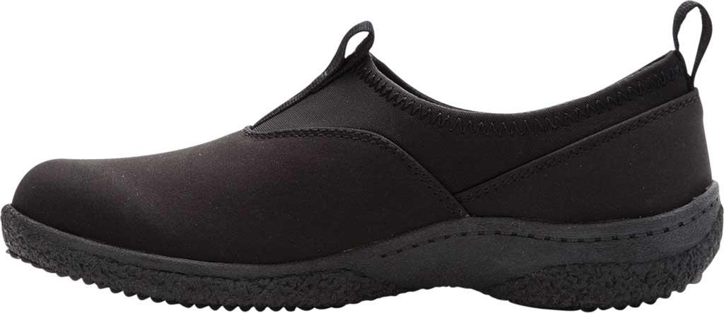 Women's Propet Madi Slip On, Black Nylon, large, image 3