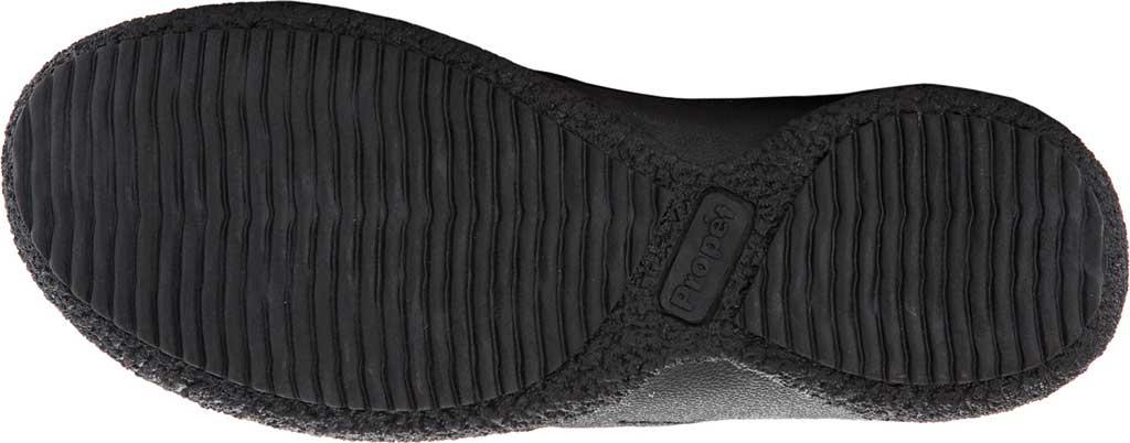 Women's Propet Madi Ankle Lace Up Boot, Black Nylon, large, image 6