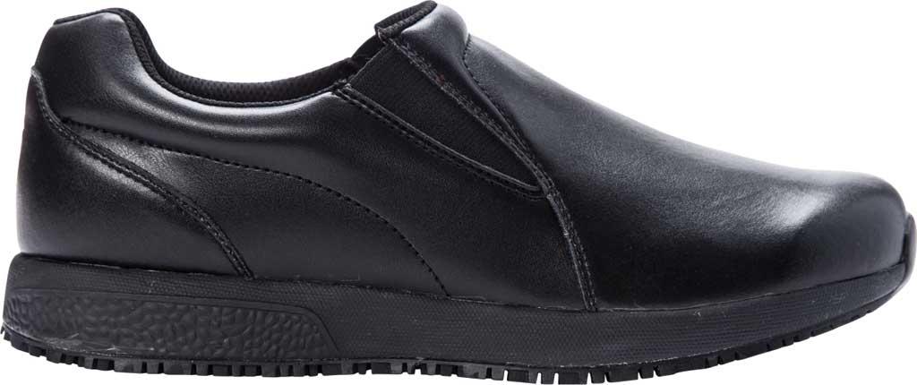 Men's Propet Stannis Loafer, Black Leather, large, image 2