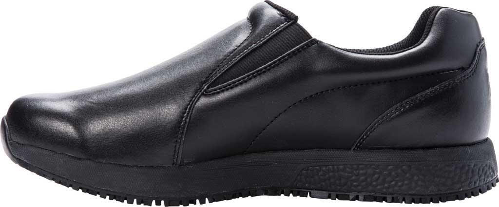 Men's Propet Stannis Loafer, Black Leather, large, image 3