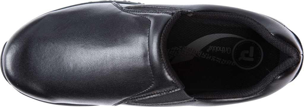 Men's Propet Stannis Loafer, Black Leather, large, image 5