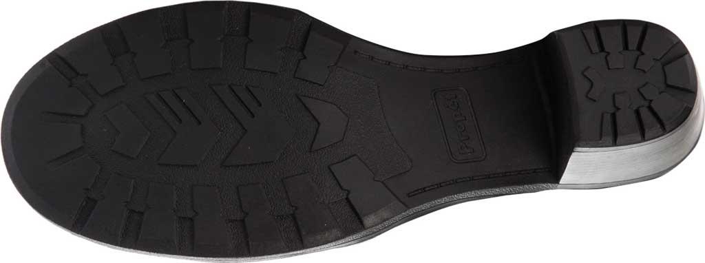 Women's Propet Talise Wide Calf Boot, Black Full Grain Leather/Neoprene, large, image 5