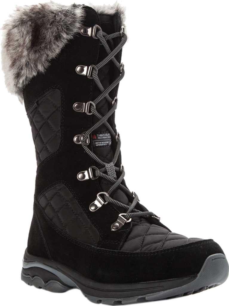 Women's Propet Peri Mid Calf Waterproof Boot, , large, image 1