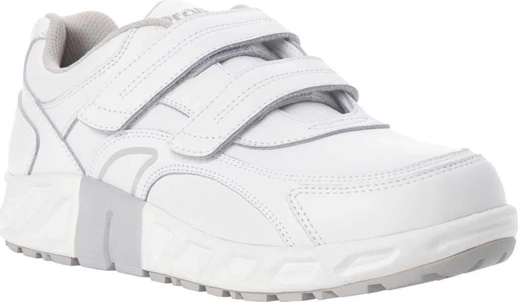 Men's Propet Malcolm Hook and Loop Sneaker, , large, image 1