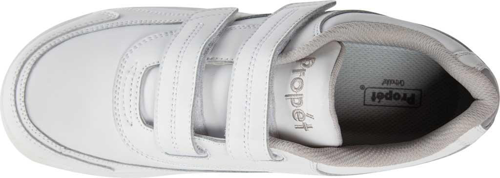 Men's Propet Malcolm Hook and Loop Sneaker, , large, image 4
