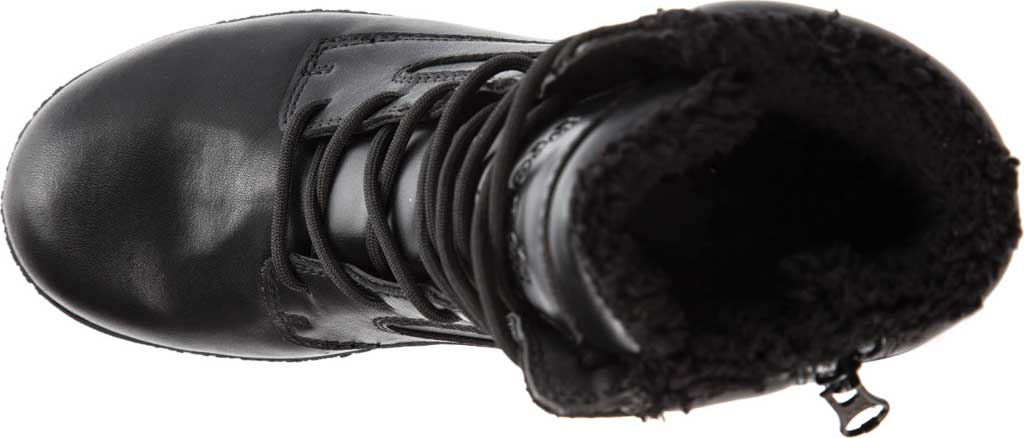 Women's Propet Helena Fur Lined Boot, Black Leather, large, image 4