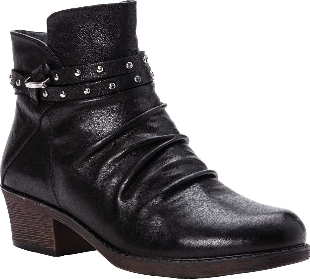 Women's Propet Roxie Slouch Bootie, , large, image 1